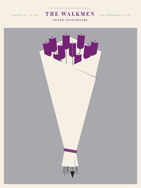 JasonMunn_TheWalkmen_Anniversary_Poster